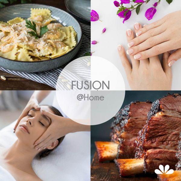 Fusion @home