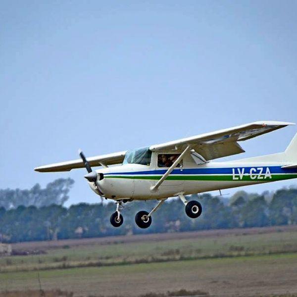 Escuela de vuelo - Hangar Sud