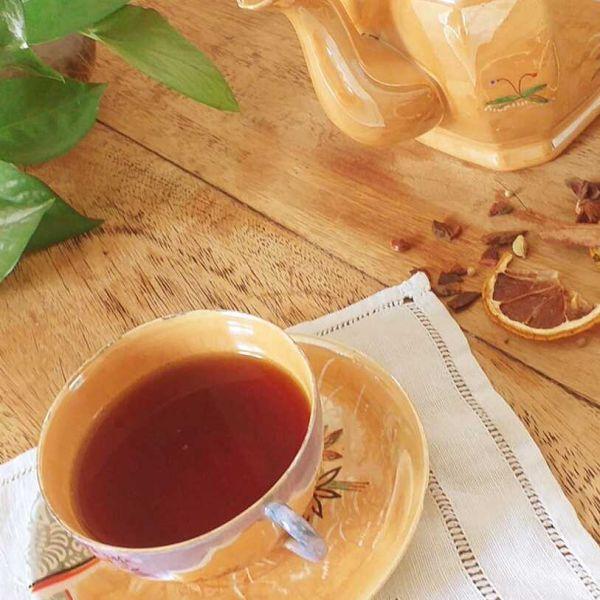 Benares Leyendas de Té en hebras